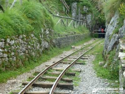 Descenso Sella - Lagos de Covadonga; viajes culturales por españa; viajes verano; excursiones finde